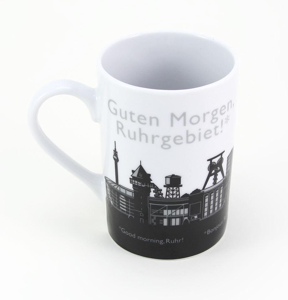 Pottpräsente Wohnen Küche Frühstück Trinken Tasse Ruhrgebiezt